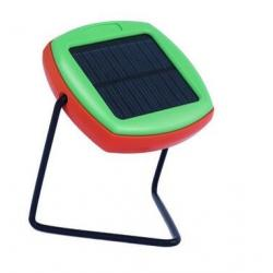 China wholesale portable reachargebale solar light with lifepo4 battery 8 hours lighting time on sale