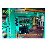 Upcasting Copper Rod Machine 8000mt Yearly Capacity 7920H working hour