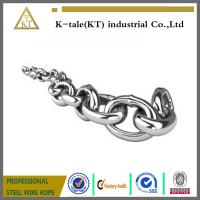 A SHORT LINK CHAIN, stainless steel LINK CHAIN,SS 304 CHAIN