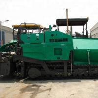XCMG Asphalt Concrete Paver RP756 Road Construction Machine 7.5m Paving Width
