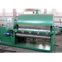 HG Series Single Cone Industrial Rotary Dryer Rolling Scratchboard Dryer For Corn Starch