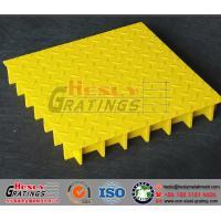 China Fiberglass Reinforced Polymer Grating Supplier