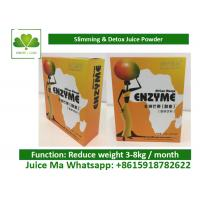 Detox Tea Juice Diet Weight Loss Africa Mango Enzyme Powder For Fat Burning