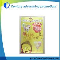 Advertising light box frame