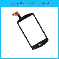 Mobile phone digitizer touch screen LG Ally VS740 Touch Screen Digitizer Replacement