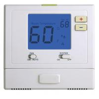 Singel Stage 1 Heat 1 Cool Non Programmable Thermostat For Air Conditioner