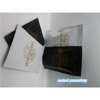 Moisture Proof Large Coffee Packaging Bags With One Way Degassing Valve