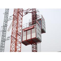 China Industrial Construction Hoist SC200 / 200GZ , CE Approved Building Hoist on sale