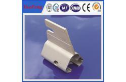 China o cnc de alumínio anodizado parte a trituração, peças de alumínio fazendo à máquina do cnc da fábrica de China fornecedor
