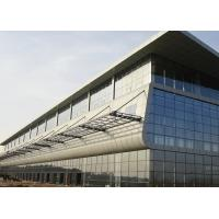 Light Gauge Steel Frame House Construction Bus Terminal Building AISI ASTM Standard