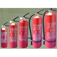 Industrial First Aid Equipments Dry Chemical Powder Fire Extinguisher