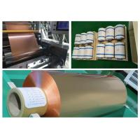 0.015mm Rolled Copper Foil For Parallel Hybrid Electric Vehicle Battery