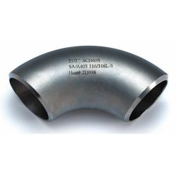 China 304 304L Stainless Steel Pipe Fitting / Long Radius Elbows 316L 316 45° on sale