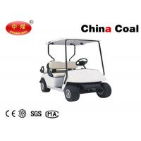 2 seaters Single-row golf cart for 2 or 4 people