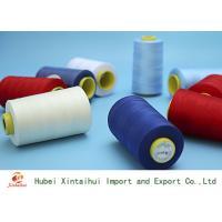 TFO / Ring Spun Close Virgin Dyed Polyester Yarn Low Shrinkage 40s/2 40s/3