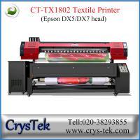 CT-TX1802 textile printer, flag printer, sublimation printer, heat transfer printing machine in Guangzhou