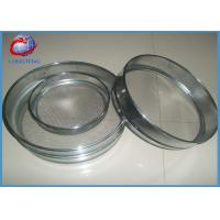 304 / 316 / 316L Stainless Steel Laboratory Test Sieves For Filter 6.5cm High
