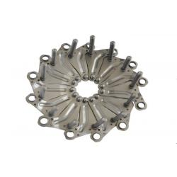 China Customized  Precision Sheet Metal Fabrication  Stamping Puching Bending Parts on sale