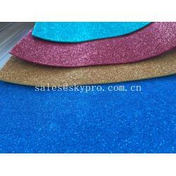 Eva foam glitter eva foam glitter manufacturers and for Soft foam sheets craft