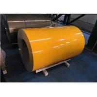 EN 10169 Pre Painted Aluminium Coil Thickness 0.3mm 0.4mm 0.5mm 0.68mm