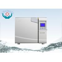 Digital Control 22L Autoclave Steam Sterilizer For Dental Instruments Sterilization