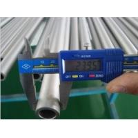ASTM B338 / ASME SB 338 Seamless Titanium pipe With High Strength Cold Rolled