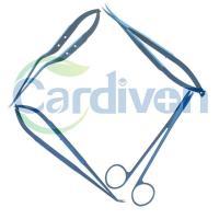 Cardiovascular, Thoracic, Plastic Surgery Instruments (Scissors), Titanium or Stainless Steel