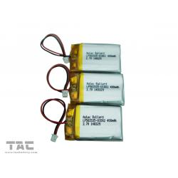 China Lipo Battery  Rechargeable LP052030 3.7V 200mAh Polymer Lithium For Bluetooth on sale