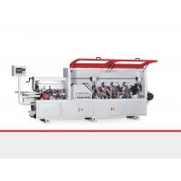 High Accuracy Wood Edge Banding Machine Automatic Edge Bander 80mm Panel Width
