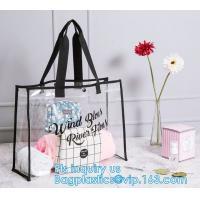 Popular Lady pu clear shoulder handbag for women, Eco Friendly Teen Fashion Clear Pvc Handbag, Shoulder Bag Popular Wall