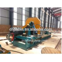 High performance welded pipe roll forming machine