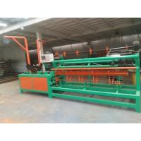 Full Automatic Chain Link Fence Machine Including Rolling Machine