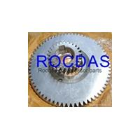 Gear wheels for air compressor spare parts