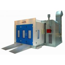 China Intake fan 7.5KW motor Auto Spray Booth for Car Paint, Body Repair, baking WD-70 on sale