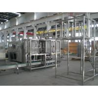 4 or 5 gallon mineral water bottles filling machine filling and sealing 300 barrel / hour