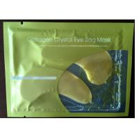 Cosmetic Skin Care 24k Nano Golden Collagen Eye Mask  / Eye Patch / Eye Gel Pads
