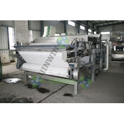 China DY 1000 belt filter press for wastewater treatment on sale