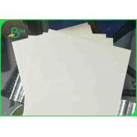 60 70 80g Cream / Yellow Woodfree Offset Paper For Book Printing