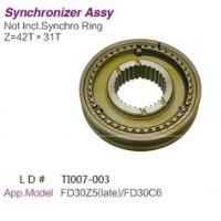 synchronizer assy