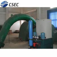 Small 1mw Hydro Generator Pelton Turbine
