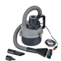 Gray Vacuum Cleaner  Handheld Vacuum Cleaner Auto Vacuum Cleaner 12V DC Car Vacuum Cleaner