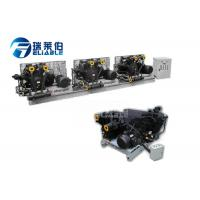 Energy Saving Industrial Air Compressor Model Type Fit PET Bottle Production Line