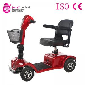 Swivel Seat Disabled Electric Scooters , Motorized Handicap Scooter Rental