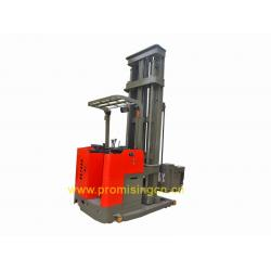 TC Series 3-Way pallet stacker - Electric Forklift