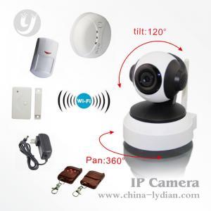 HD WiFi IP Camera Network Audio Night Vision / CCTV Security Camera