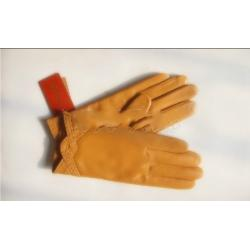 China dress leather glove on sale