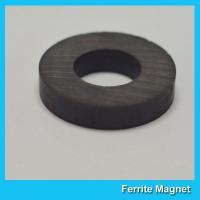 220mm Ferrite Permanent Ring Industrial Field Hard Ferrite Magnets