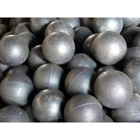 OEM Cr15 Forged Steel Grinding Media For Large Mine Mills High Cr cast ball hardness HRC≥60