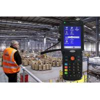 Built -in GPS module Bluetooth UHF RFID Handheld Reader With IP65 Grade