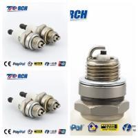 Lawn mover / chainsaw machine spark plug match for NGK BPM6A / Bosch WS6F / Champion CJ8Y